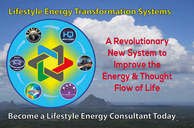 Lifestyle Energy Transformatin System