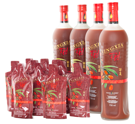 Antioxidant Supplement - Ninxgia Red by Young Living