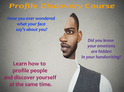 Profile Discovery Course - Handwriting Analysis, Face Profiling, Understanding Biorhythms, Essential Oils