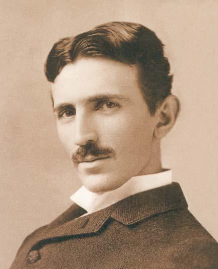 Nikola Tesla - Invention of AC Electricity