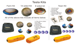 Tesla's House and Farm Kits - Buy Online