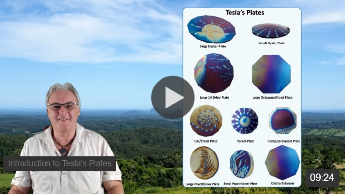 Introduction to Teslas Plate