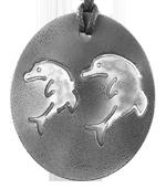 Double Dolphin Blank